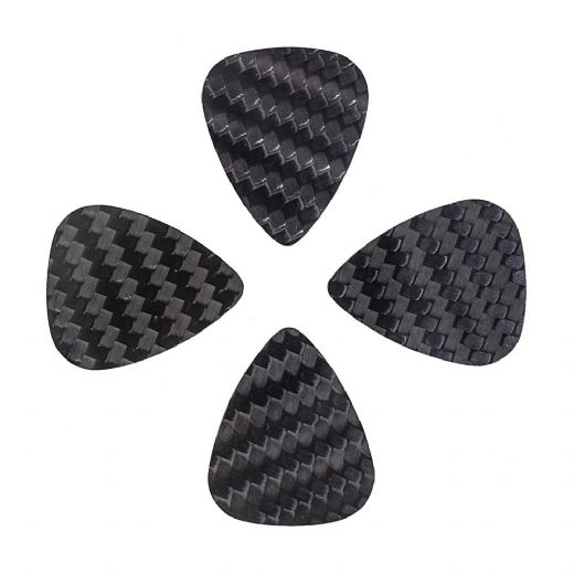 Carbon Tones Hard On (34 Thou) 4 Guitar Picks